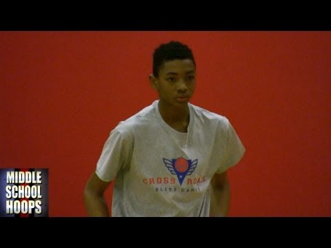 Chandler Lawson one of TOP 6th Graders in US – CrossRoads Elite – Chandler Lawson Basketball
