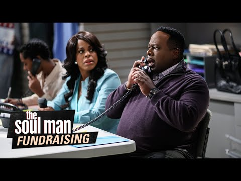 The Soul Man: Fundraising