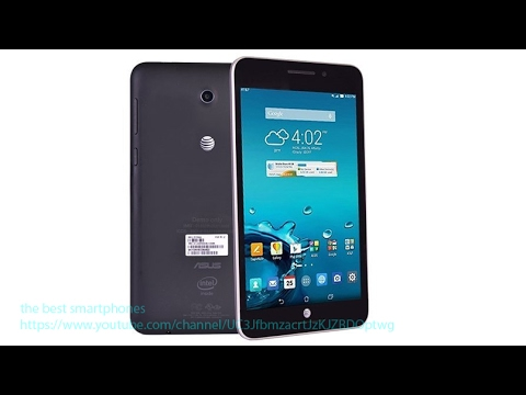 Newest ASUS MeMo Pad 7 Review LTE GoPhone Prepaid Tablet