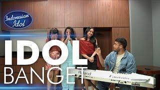 Video Semangat! Finalis Idol terima tantangan di kelas vokal - Eps 3 (Part 2) - Idol Banget MP3, 3GP, MP4, WEBM, AVI, FLV Agustus 2018
