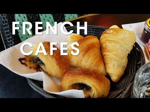 How to Survive Ordering in a Parisian Cafe