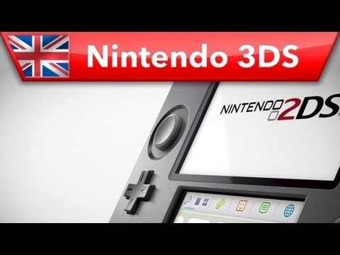 Nintendo 2DS - Announcement Trailer (Nintendo 3DS) Video