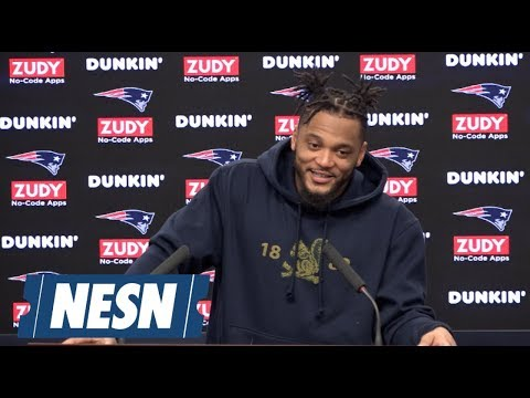Video: Patrick Chung Week 17 vs. Jets Wednesday press conference