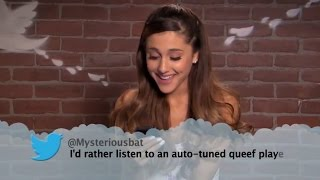 "Video Ariana Grande & Iggy Azalea Read ""Mean Tweets"" on Jimmy Kimmel MP3, 3GP, MP4, WEBM, AVI, FLV Juni 2018"