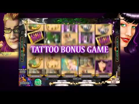 Hot Ink slot game [GoWild Casino]