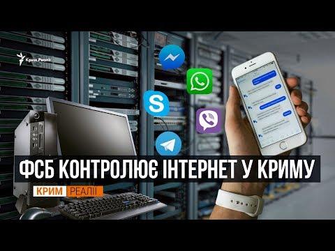 Як шпигують за кримчанами | Крим.Реалії