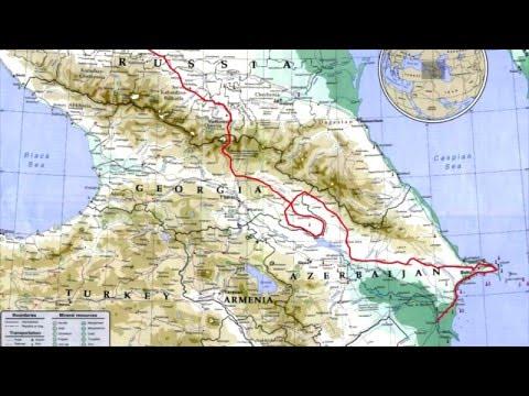 Трансмиссия 2016. Экспедиция на Кавказ. Старт 18.07.2016.
