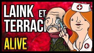 MONSIEUR JOUBERT VEUT SE JETER DE L'IMMEUBLE (Stayin Alive)