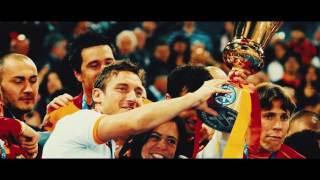 L'ultima con la maglia della Roma per Francesco Totti... ci lascia così una leggenda! una delle ultime bandiere del calcio mondiale!