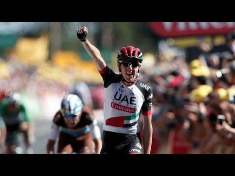 Tour de France: Νίκη για τον Νταν Μάρτιν στο 6ο ετάπ