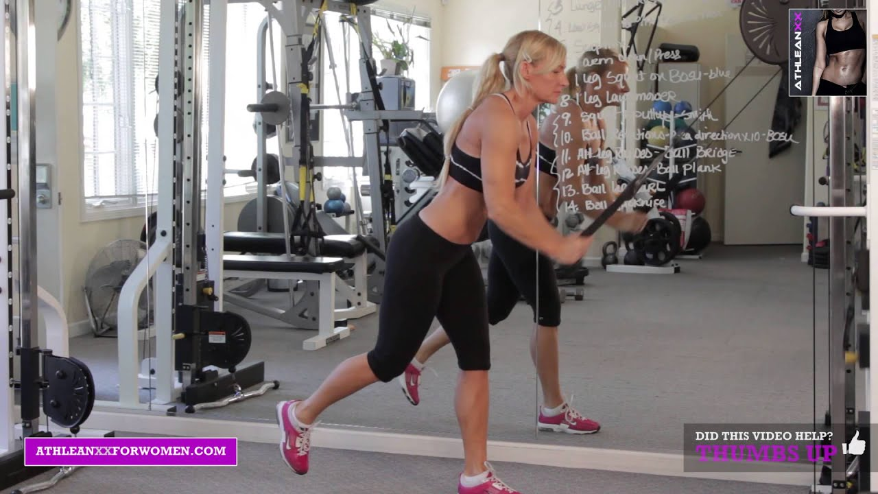 Best Tricep Workout for Women (NO MORE FLABBY ARMS!!)