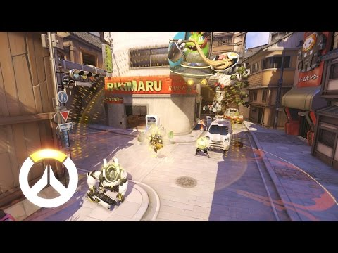 Overwatch - Zenyatta Gameplay Preview