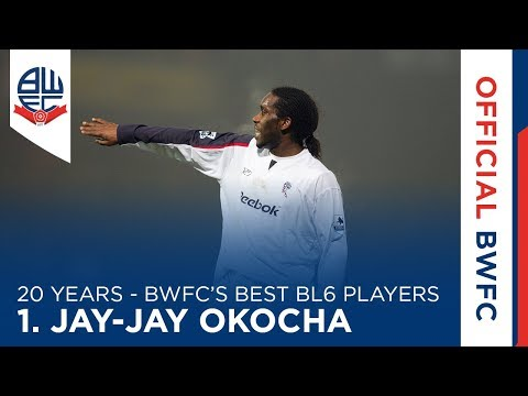 JAY-JAY OKOCHA   THE GREATEST