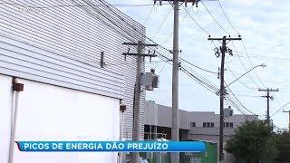 Frequentes quedas de energia causam prejuízos a empresários de Bauru