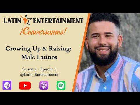 ¡Conversamos! || Growing Up & Raising: Male Latinos || Season 2 - Episode 2