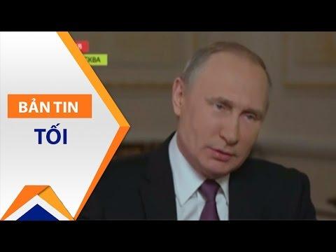 Tổng thống Putin ví Nato là con rối | VTC1 - Thời lượng: 108 giây.