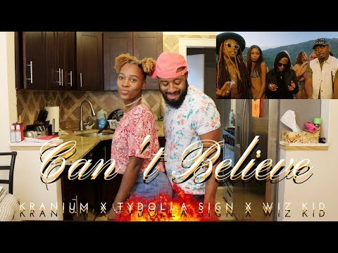 """Kranium - """"Can't Believe"""" Ft. Ty Dolla $ign & WizKid [Official Music Video] Reaction"""