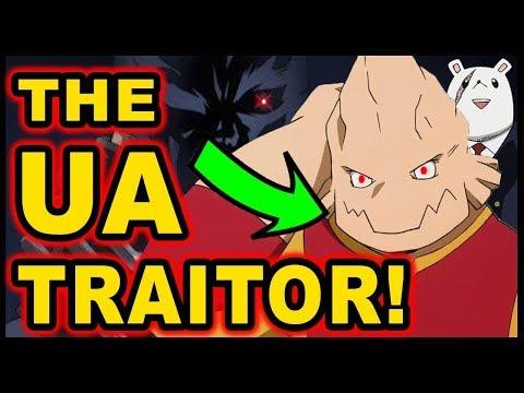 The UA Traitor is... KOJI KODA!! (Crazy Anime Theories That Actually Make Sense / My Hero Academia)