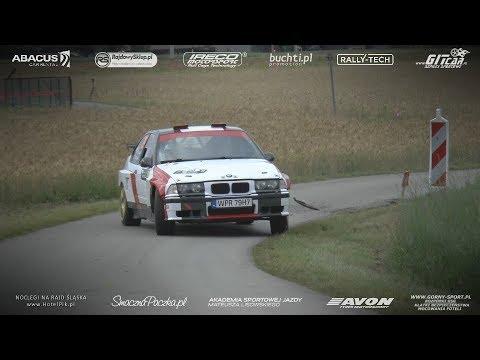 Rajd Śląska 2018 RSMP - Action