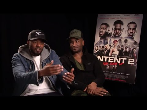 The Intent 2: The Come Up - Ashley Chin and Dylan Duffus interview