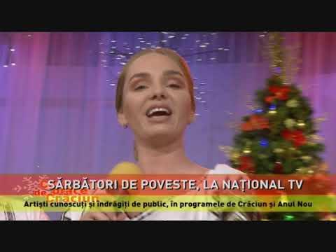 Programe speciale de sărbători, la Național TV
