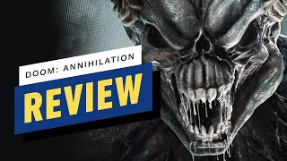 Doom: Annihilation Review by IGN