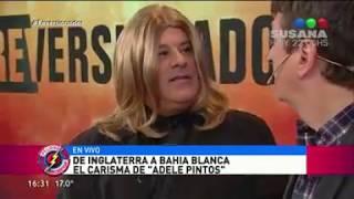 Adele Pintos en Reversionados - Peligro Sin Codificar 2017