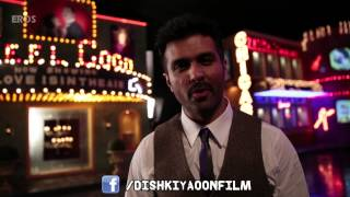 "Harman Baweja invites you to join ""Dishkiyaoon"" on Facebook"