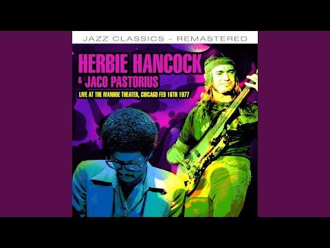 Herbie Hancock and Jaco Pastorius – Live Voyage (Album)