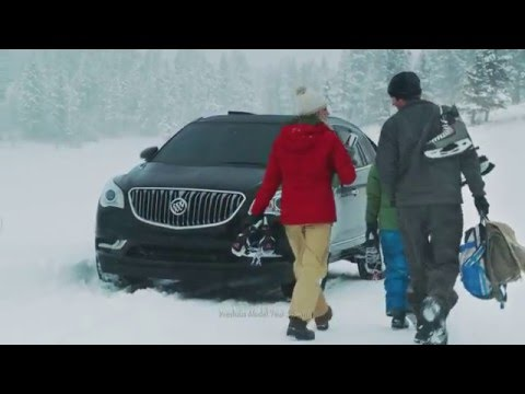 2016 Buick Enclave Performance/Active Intelligent All-Wheel Drive