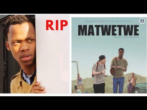 Full Details Of What Happened To The Matwetwe Actor Sbusiso Kwinana