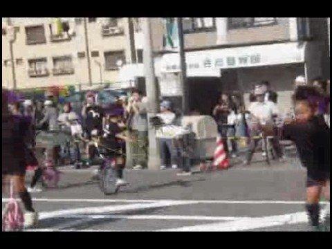 第35回堺まつりパレード2008年