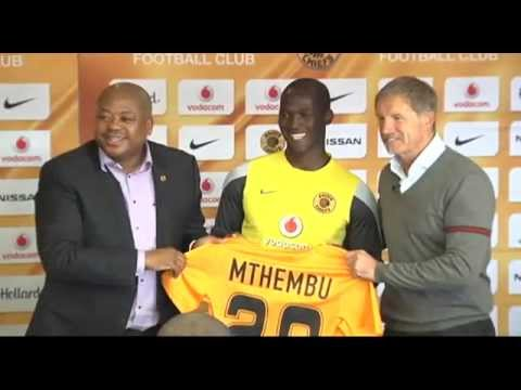 Kaizer Chiefs unveil new signings