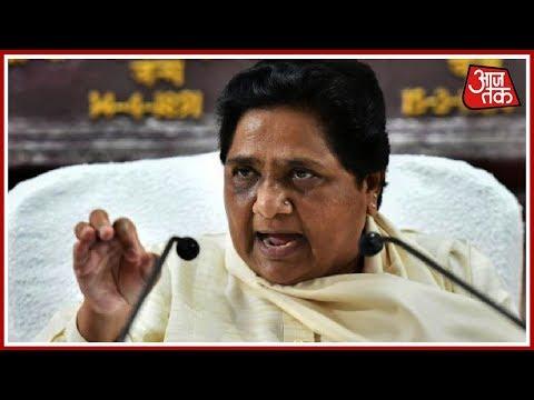 Mayawati Says Brahmins Oppressed Under Yogi Govt; Politics Over Vivek Tiwari's Death Heats Up