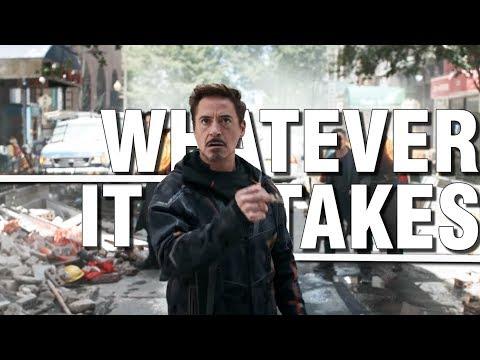 ► Infinity War | Whatever It Takes (видео)