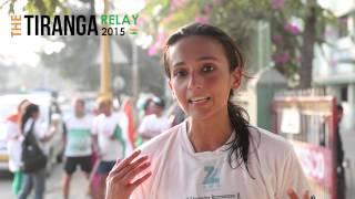 Tiranga Runner - Shibani Gharat