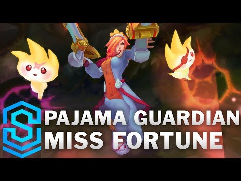 Miss Fortune Vệ Binh Pyjama - Pajama Guardian Miss Fortune