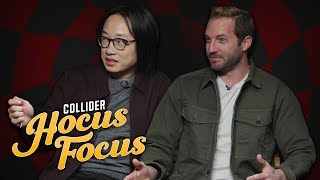 Magic Tricks with Ryan Hansen & Jimmy O. Yang from Blumhouse's Fantasy Island - Hocus Focus by Collider