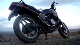 4. Honda VF 750 Sabre V4 engine sound without exhaust