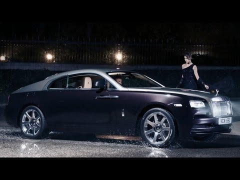 ► Rolls-Royce Wraith Launch Film