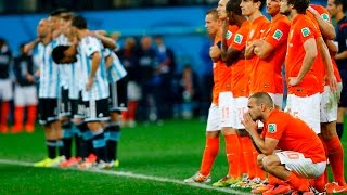 Video Argentina - Netherlands [Penalty shootout][World Cup Semifinal] MP3, 3GP, MP4, WEBM, AVI, FLV Oktober 2017