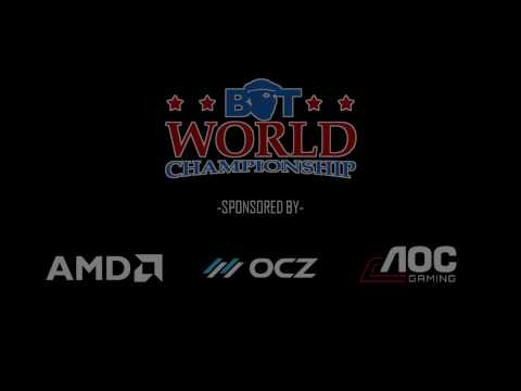 BOT World Championship announced