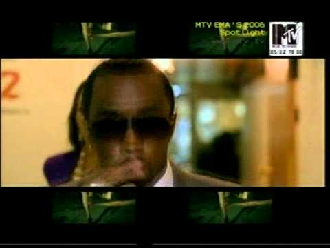 EMA 2006 Best hip-hop nominee - Diddy