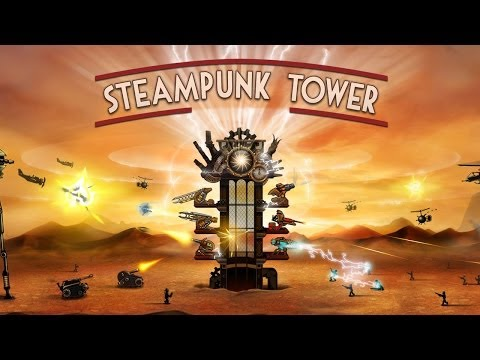 Video of Steampunk Tower