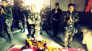 Hum Fauzi Dance Performance In AADHARSHILA