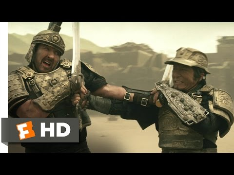 Dragon Blade - Lucius vs. Huo An Scene (2/10) | Movieclips
