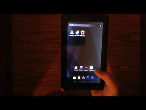 Walmart's RCA 7 Inch Tablet Review