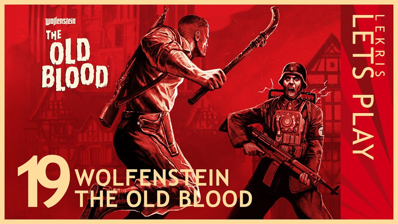 Wolfenstein - The Old Blood #19 - Helgas Helfer