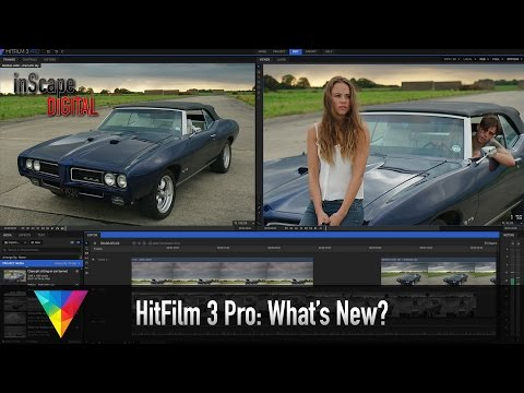 HitFilm 3 Pro: What's New?