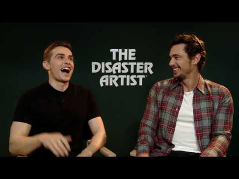 The Disaster Artist - Q&A James y Dave Franco 1?>